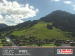 Archived image Webcam Hinterglemm Mountain Village 10:00