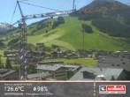 Archived image Webcam Hinterglemm Mountain Village 06:00