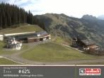 Archived image Webcam Hinterglemm: Zwoelferkogel intermediate station 02:00