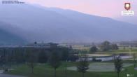 Archiv Foto Webcam Golfclub Uderns Zillertal 07:00