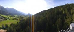 Archived image Webcam World Cup ski stadium Ramsau 02:00
