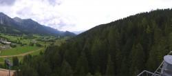 Archived image Webcam World Cup ski stadium Ramsau 04:00