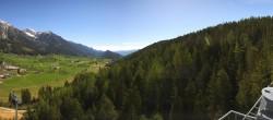 Archiv Foto Webcam Ramsau am Dachstein: Blick ins WM Stadion 04:00