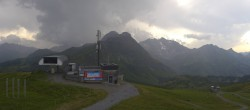 Archiv Foto Webcam Saloboerjet Bergstation, Warth Schröcken 12:00