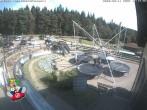 Archiv Foto Webcam Inselsberg Funpark in Brotterode-Trusetal 2 10:00
