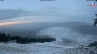 Archiv Foto Webcam Großer Arber: Nordhang 10:00
