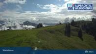 Archived image Webcam Top Station Markbachjoch 03:00