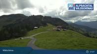 Archived image Webcam Top Station Markbachjoch 11:00