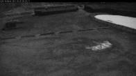 Archiv Foto Webcam Willingen: Auslauf der Mühlenkopfschanze und Zuschauerbereich 18:00