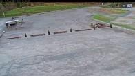 Archiv Foto Webcam Willingen: Auslauf der Mühlenkopfschanze und Zuschauerbereich 00:00