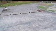 Archiv Foto Webcam Willingen: Auslauf der Mühlenkopfschanze und Zuschauerbereich 04:00