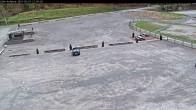 Archiv Foto Webcam Willingen: Auslauf der Mühlenkopfschanze und Zuschauerbereich 06:00