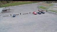 Archiv Foto Webcam Willingen: Auslauf der Mühlenkopfschanze und Zuschauerbereich 10:00