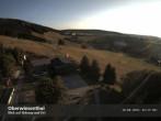 Archiv Foto Webcam auf den Haupthang des Skigebiets Oberwiesenthal Fichtelberg 06:00
