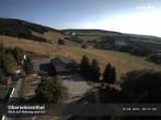 Archiv Foto Webcam auf den Haupthang des Skigebiets Oberwiesenthal Fichtelberg 07:00