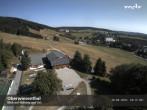 Archiv Foto Webcam auf den Haupthang des Skigebiets Oberwiesenthal Fichtelberg 09:00