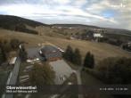 Archiv Foto Webcam auf den Haupthang des Skigebiets Oberwiesenthal Fichtelberg 10:00