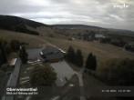 Archiv Foto Webcam auf den Haupthang des Skigebiets Oberwiesenthal Fichtelberg 11:00