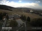 Archiv Foto Webcam auf den Haupthang des Skigebiets Oberwiesenthal Fichtelberg 13:00