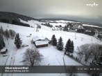 Archiv Foto Webcam auf den Haupthang des Skigebiets Oberwiesenthal Fichtelberg 02:00