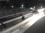 Archiv Foto Webcam Bahnhof im Kurort Oberwiesenthal 01:00