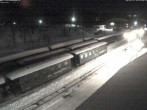 Archiv Foto Webcam Bahnhof im Kurort Oberwiesenthal 02:00