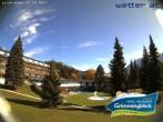 Archiv Foto Webcam Hotel Grimmingblick - Bad Mitterndorf 04:00