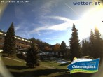 Archived image Webcam Grimmingblick Hotel in Bad Mitterndorf 02:00