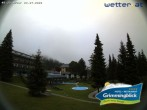 Archived image Webcam Grimmingblick Hotel in Bad Mitterndorf 22:00