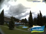 Archived image Webcam Grimmingblick Hotel in Bad Mitterndorf 06:00