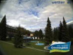 Archived image Webcam Grimmingblick Hotel in Bad Mitterndorf 10:00
