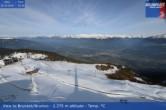 Archiv Foto Webcam Sicht auf Bruneck 04:00