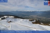 Archiv Foto Webcam Sicht auf Bruneck 08:00