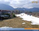Archived image Webcam Bansko Base Station 08:00