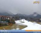 Archived image Webcam Bansko Base Station 03:00