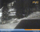 Archived image Webcam Bansko Ski Resort: Bunderishka polyana 23:00