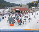 Archived image Webcam Bansko Ski Resort: Bunderishka polyana 08:00