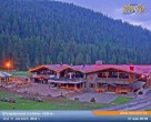 Archived image Webcam Bansko Ski Resort: Bunderishka polyana 21:00