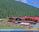 Archived image Webcam Bansko Ski Resort: Bunderishka polyana 03:00
