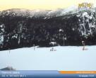 Archived image Webcam Chairlift Plato at Bansko Ski Resort 16:00