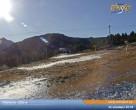 Archiv Foto Webcam Skigebiet Bansko: Sessellift Plato 03:00