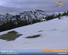 Archived image Webcam Chairlift Plato at Bansko Ski Resort 23:00