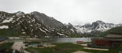 Archived image Webcam Le Lac de Tignes, Tignes 08:00