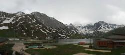 Archived image Webcam Le Lac de Tignes, Tignes 10:00