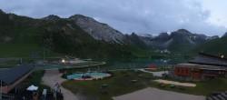 Archiv Foto Webcam Le Lac de Tignes 00:00
