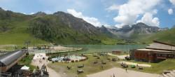 Archiv Foto Webcam Le Lac de Tignes 06:00