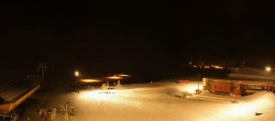 Archived image Webcam Le Lac de Tignes, Tignes 22:00