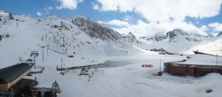 Archived image Webcam Le Lac de Tignes, Tignes 08:00
