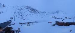 Archiv Foto Webcam Le Lac de Tignes 14:00