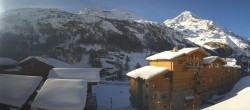 Archiv Foto Webcam Tignes 1.800 08:00